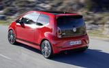 Volkswagen Up GTI rear