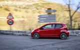 Volkswagen Up GTI side profile