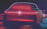 Volkswagen ID Vizzion concept design sketch