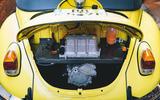 Volkswagen Beetle Bumblebee - motor