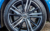 Volvo V60 T8 TwinEngine 2019 UK first drive review - alloy wheels