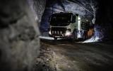 Volvo FMX self-driving truck