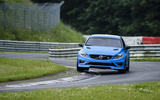 Volvo Polestar S60 set Nurburgring record
