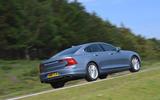 140mph Volvo S90 D4