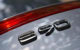 Volvo S90 badging
