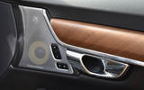 Volvo S90 speaker system