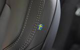 Volvo S90 Swedish flag