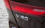 Volvo V90 badging