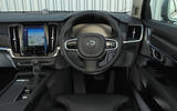 Volvo V90 Cross Country dashboard