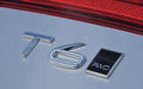 Volvo V90 Cross Country T6 badging
