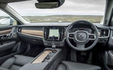 Volvo V90 dashboard