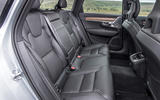 Volvo V90 rear seats
