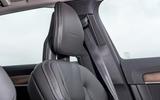 Volvo V90 front seats