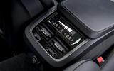 Volvo V90 rear climate control