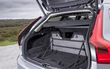 Volvo V90 underfloor boot space