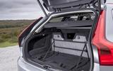 Volvo V90 underfloor boot space