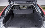 Volvo V90 D5 AWD boot space
