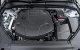 2.0-litre Volvo V90 diesel engine