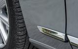 Volvo V90 chrome detailings