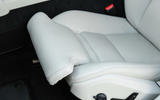 Volvo V90 electrically adjustable seats