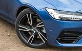 Volvo V90 T8 alloy wheels