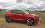 Volvo XC40 2018 long-term review - red