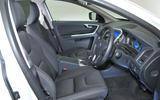 Volvo XC60 D4 interior