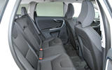 Volvo XC60 D4 rear seats