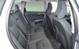 Volvo XC60 D4 rear seats