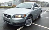 Volvo C30 front