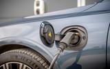 Volvo S90 T8 charging