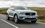 Top 10 Compact SUVs 2019 - Volvo XC40