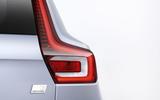 2020 Volvo XC40 Recharge - rear light