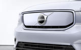 2020 Volvo XC40 Recharge - grille