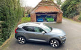 Volvo XC40 long term review - driveway