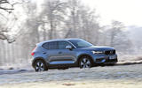 Volvo XC40 long term review - winter morning