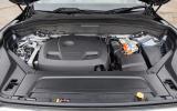 2.0-litre Volvo XC90 T8 engine