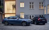 Volvo S90 and V90 R-Design models