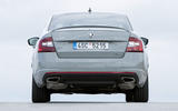 Skoda Octavia vRS rear end