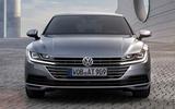 2017 Volkswagen Arteon makes public debut
