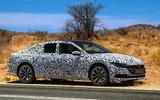 2017 VW Arteon prototype review