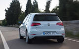 Volkswagen e-Golf rear