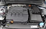 VW diesel engine