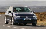 2020 Volkswagen Golf - hero front