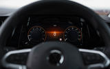 2020 Volkswagen Golf TSI 130 Life - display