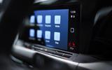 2020 Volkswagen Golf TSI 130 Life - screen
