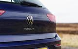 2020 Volkswagen Golf TSI 130 Life - rear