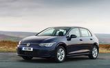 2020 Volkswagen Golf TSI 130 Life - static front