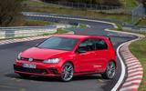 5 star Volkswagen Golf GTI Clubsport S