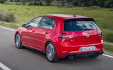 Volkswagen Golf GTI Performance rear